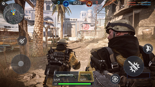 FPS Online Strike - Multiplayer PVP Shooter 1.1.18 screenshots 13
