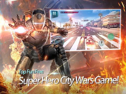 Super Hero City Wars:Super Crime City 9 screenshots 6