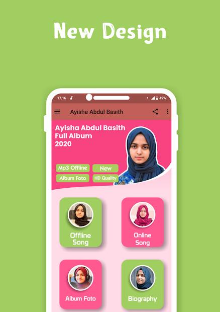 Ayisha Abdul Basith Song Full Album Offline screenshot 2