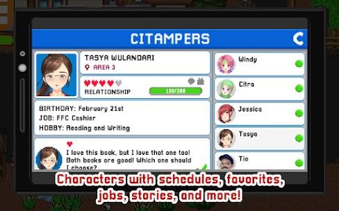 Citampi Stories: Offline Love and Life Sim RPG 8
