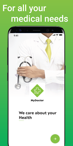 MyDoctor screenshot for Android
