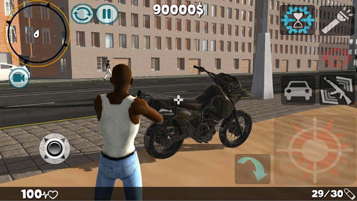 Grand Vegas Gangs Crime 3D  screenshots 1