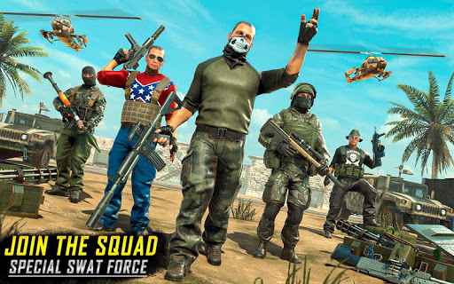 Modern FPS Shooting Game: Counter Terrorist Strike  screenshots 5