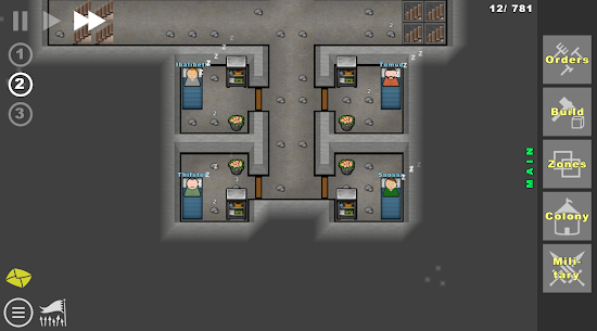 Going Deeper! – Colony Building Sim MOD APK 0.3.12cd (Paid Unlocked) 6