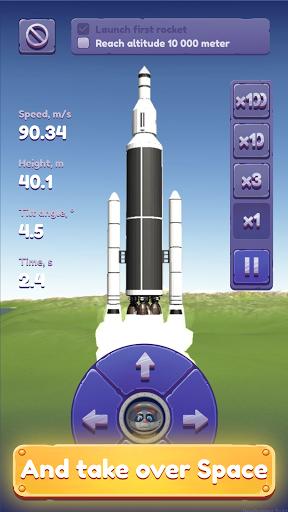 Elon Mars: 3D Spaceflight Simulator 1.5.5 screenshots 4