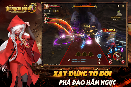 World of Dragon Nest - Funtap screenshots 6