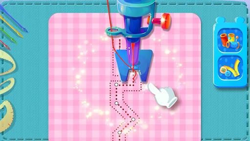 u2702ufe0fud83euddf5Little Fashion Tailor 2 - Fun Sewing Game  screenshots 10