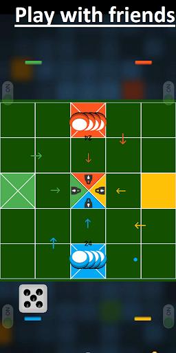 Indian Ludo : Ashta Chama Free Dice Board Games 🎲 3.3 screenshots 1