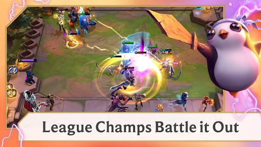 Teamfight Tactics: League of Legends Strategy Game screenshots apk mod 1