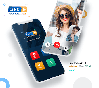 Live Video Call - Girls Random Video Chat Screenshot