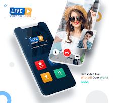 Live Video Call - Girls Random Video Chatのおすすめ画像1