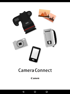 Canon Camera Connect Screenshot