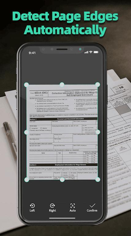 Doc Scanner - Free PDF Scanner & CamScanner  poster 3