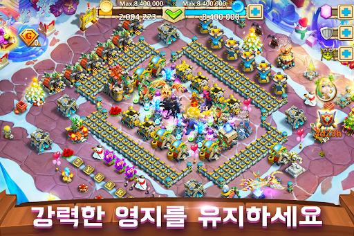 Castle Clash: uae38ub4dc ub85cuc584 1.7.6 screenshots 6