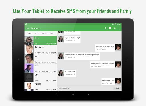 GrooVe IP VoIP Calls & Text 4.3.1 Screenshots 4