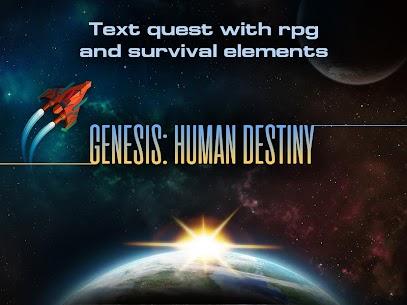Genesis: Human Destiny – Offline quest game 1