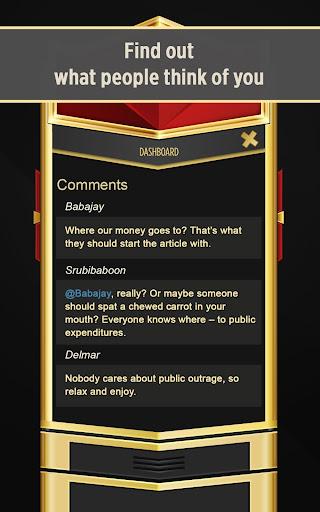 Mr. President u2013 Text Adventure screenshots 16