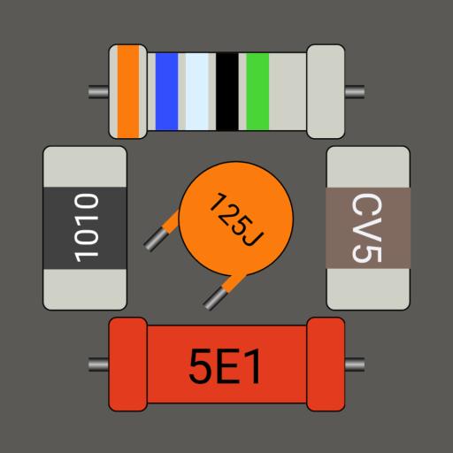 SMD color decoder info
