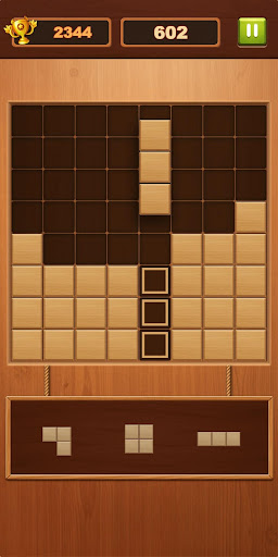 Wood Block Puzzle - Classic Puzzle Game 1.6 screenshots 3