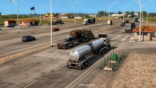 Oil Tanker Transport Simulation : Euro Truck Drive screenshots 3