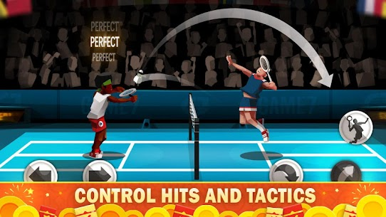 Badminton League [Mod Version] 1