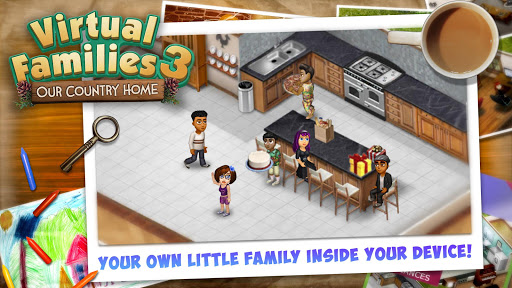 Virtual Families 3 goodtube screenshots 1