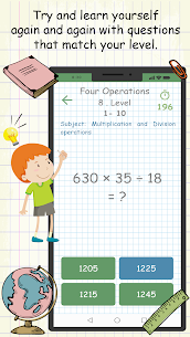 Math Games  Multiplication, Addition and more. Apk Download 5