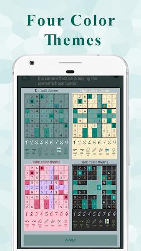 Ninja Sudoku - Classic & Killer Sudoku logic hint Apkfinish screenshots 3
