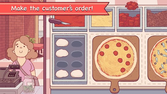 Good Pizza, Great Pizza (MOD, Unlimited Money) 2