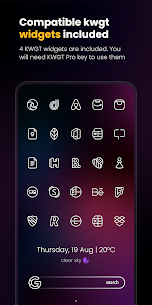 Caelus White Icon Pack APK (PAID) Download Latest 3