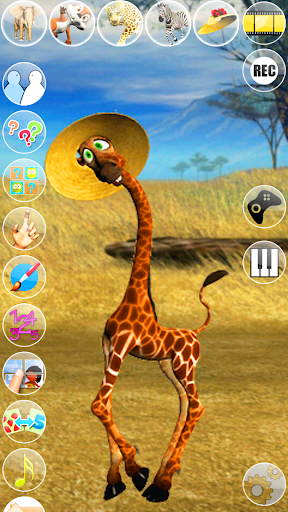 Talking George The Giraffe 16 screenshots 4