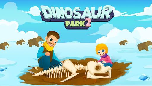 Dinosaur Park 2 - Simulator Games for Kids apkmr screenshots 1