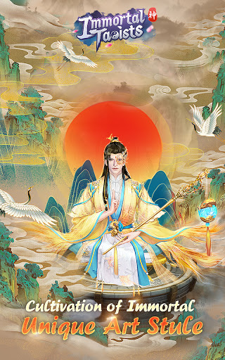 Immortal Taoists-Idle Game of Immortal Cultivation 1.4.6 screenshots 1