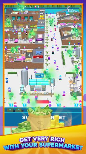 2050 Supermarket Idle – Tycoon Game screenshots 2