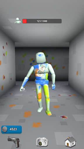 Kill the Dummy - Ragdoll Game  screenshots 1