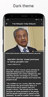 News Malaysia - English News & Newspaper