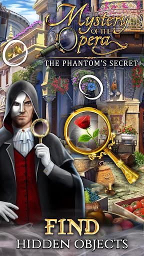 Mystery of the Opera: The Phantom's Secret screen 0