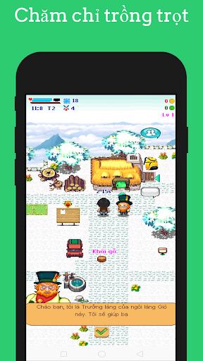 Ngoi Lang Cua Gio - Windy Village - Farm Game 1.2.7 screenshots 1