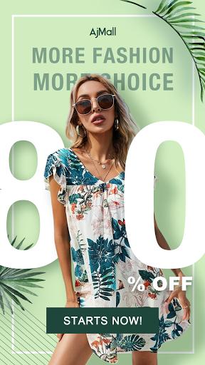 AjMall - Online Shopping Store  Screenshots 1