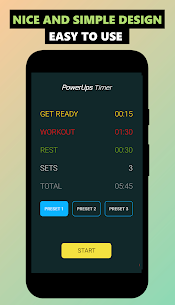 Interval Timer: Tabata Fitness For Pc | How To Download For Free(Windows And Mac) 2