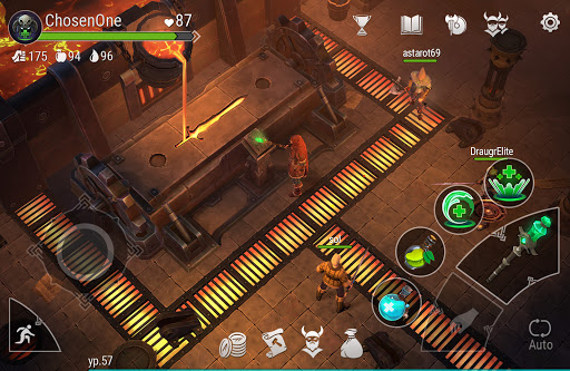 Frostborn: Coop Survival apktram screenshots 5