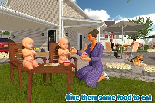 Virtual Babysitter: Babysitting mother simulator 4 screenshots 5