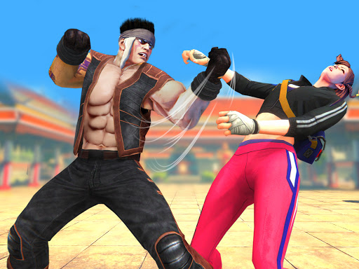 Gym Trainer Fight Arena : Tag Ring Fighting Games  Screenshots 6