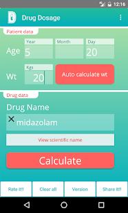 Drug Dosage Calculations (Demo)