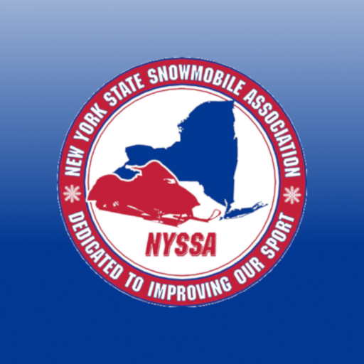 New York State Snowmobile Association Map 20-21