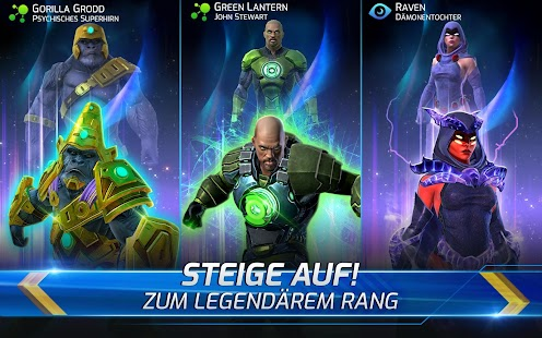 DC Legends: Superhelden Kampf Screenshot