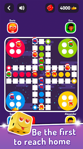 Ludo Trouble: German Parchis for the Parchis Star 2.0.26 Screenshots 2