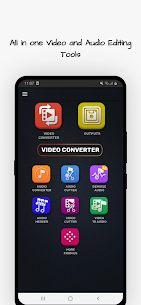 Video Converter, Compressor MP4, 3GP, MKV,MOV, AVI 2