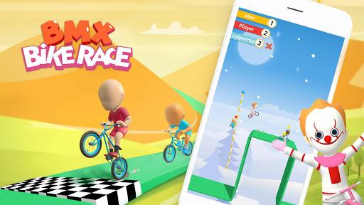 Télécharger BMX Bike Race mod apk screenshots 6