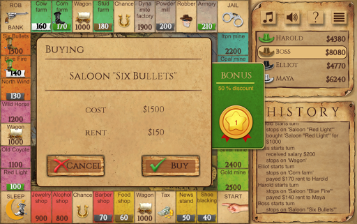 CrazyPoly - Business Dice Game  Screenshots 24